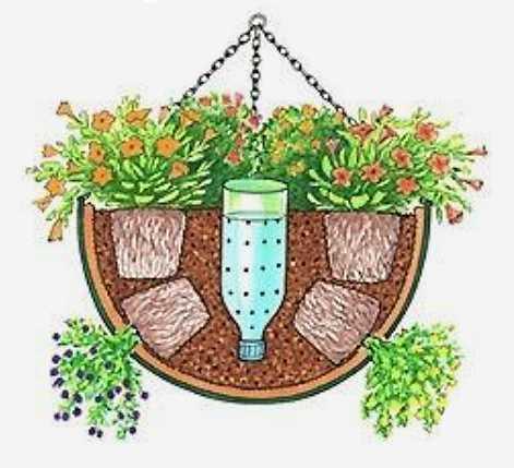 Easy Plant Watering