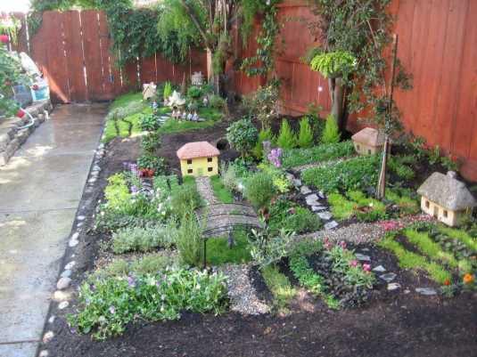 Herb Garden Village