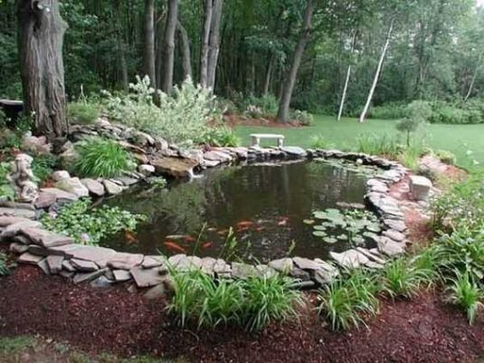 Small Water Pond
