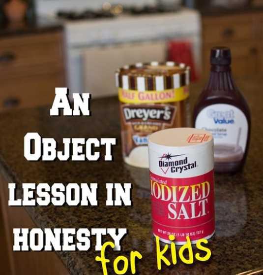 Honesty Lesson